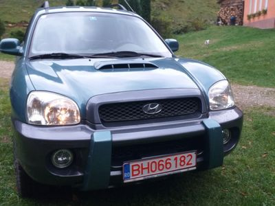 second-hand Hyundai Santa Fe crdi