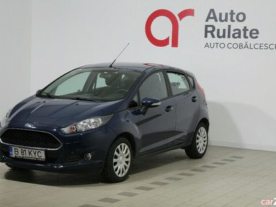 second-hand Ford Fiesta 1.5 TDCI 75CP trend, posibil in rate fara avans