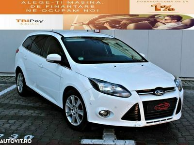second-hand Ford Focus 1.6