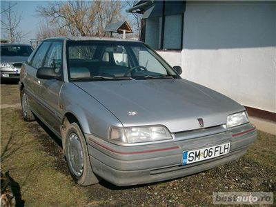 second-hand Rover 214