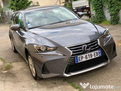 second-hand Lexus IS300h Hybrid 07.2017-66.0000km