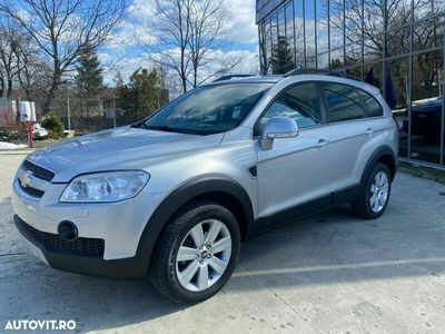 second-hand Chevrolet Captiva 2.0D