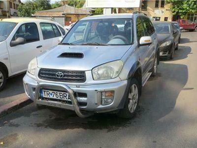 second-hand Toyota RAV4 diesel An 2002 - Romania - Tractiune Integrala