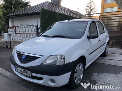 second-hand Dacia Logan model Laureat 1.5 DCi an 2007 Ac Functional