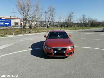 second-hand Audi A4 2.0