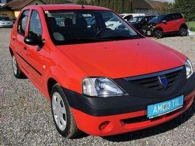 second-hand Dacia Logan 1.5 D 73000 km 1200 Eur