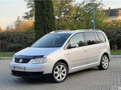 second-hand VW Touran Recent Adus