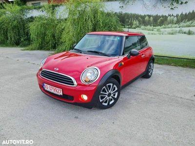 second-hand Mini Cooper One
