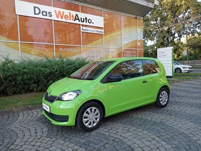 second-hand Skoda Citigo 1.0