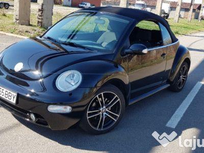 second-hand VW Beetle NewCabrio Diesel !