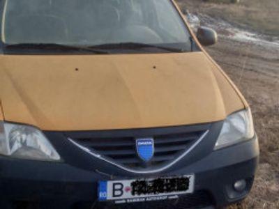 second-hand Dacia Logan MCV 1.5 dci, 2007 cu avarii caroserie