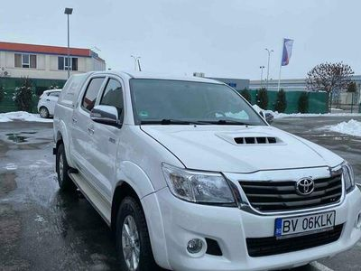 second-hand Toyota HiLux