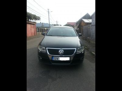 second-hand VW Passat SCHIMB