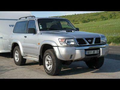 second-hand Nissan Patrol GR 4x4 - an 2002, 3.0 Di (Diesel)