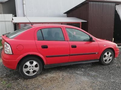 second-hand Opel Astra 1.7 ydt motor defect