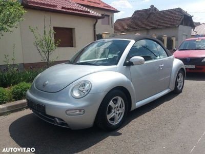 second-hand VW Beetle