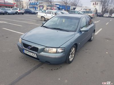 second-hand Volvo S60 an 2004 2.4 TD
