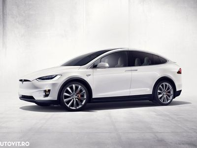 second-hand Tesla Model X