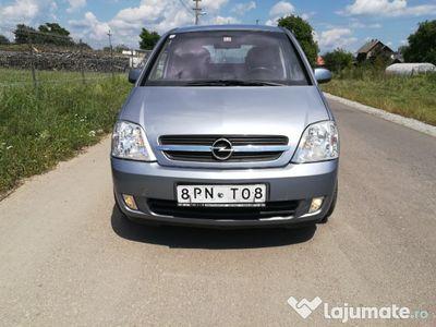 second-hand Opel Meriva recent adus, anul fabr 2006