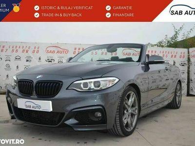 second-hand BMW 220 Seria 2 d