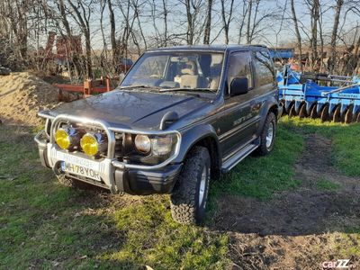 second-hand Mitsubishi Pajero 2,5 intercoler turbo