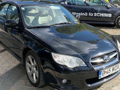 second-hand Subaru Legacy 2.0i 165 CP