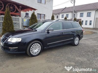 second-hand VW Passat 2.0 tdi
