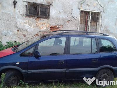 brugt Opel Zafira 7 locuri ,mot 1.6.i functionala