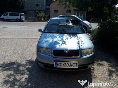 second-hand Skoda Fabia 1.9 TDI