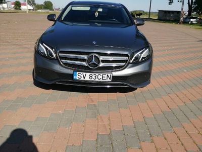 second-hand Mercedes E220