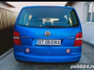 second-hand VW Touran 2
