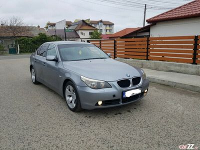 second-hand BMW 530 E60 d 218cp Acte valabile