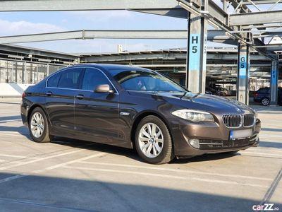 second-hand BMW 530 F10 D
