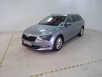 second-hand Skoda Superb Combi 2.0 TDI, Style