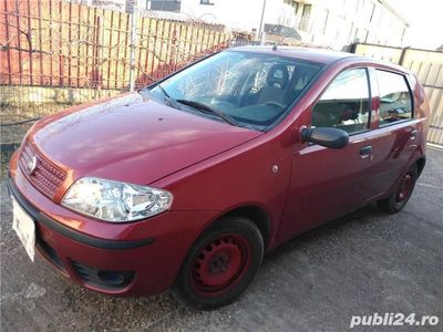 second-hand Fiat Punto perfect functional