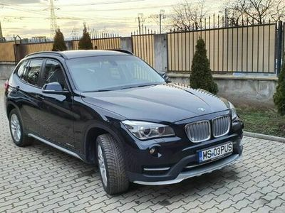 second-hand BMW X1 xDrive20d
