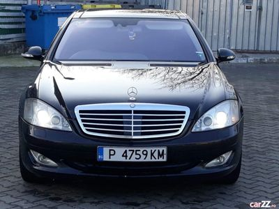 second-hand Mercedes S320 cdi
