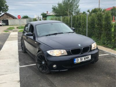 second-hand BMW 120 d