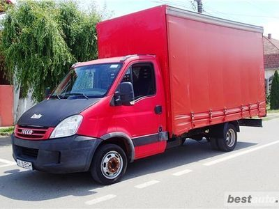 second-hand Iveco Daily 35C18 - 3.5 tone (cat.B)