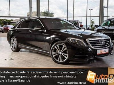 second-hand Mercedes S350 ClasaLong Full Options