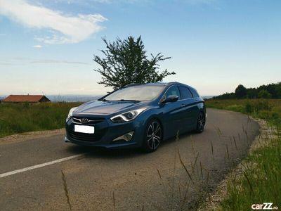 second-hand Hyundai i40 1.7CRDi 136CP Led Navi euro 5 Inmatriculata
