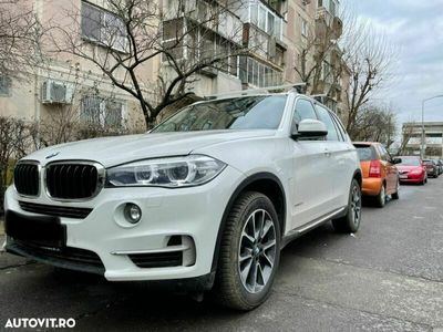 second-hand BMW X5 xDrive25d