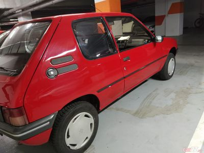 second-hand Peugeot 205