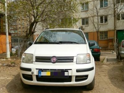second-hand Fiat Panda New