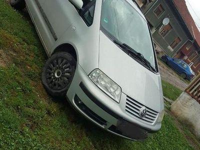 second-hand VW Sharan