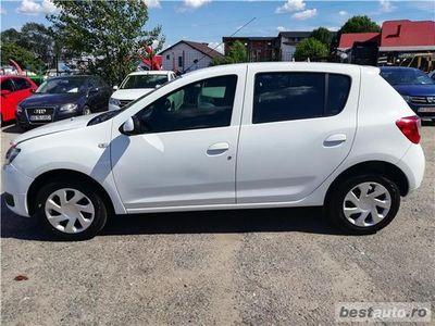 second-hand Dacia Sandero 0,9 MPI / POSIBILITATE LEASING / CREDIT in RATE doar cu buletinul direct in parc**