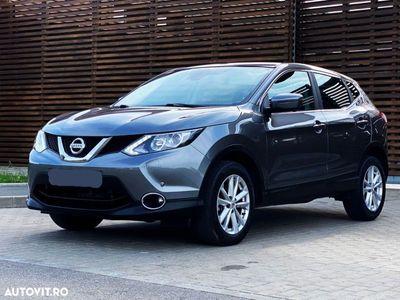 second-hand Nissan Qashqai 1.6