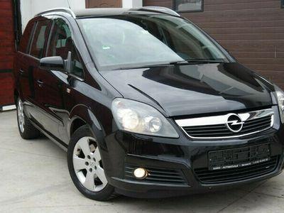 second-hand Opel Zafira 1.9