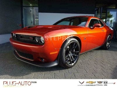 second-hand Dodge Challenger
