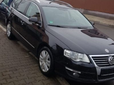 second-hand VW Passat full